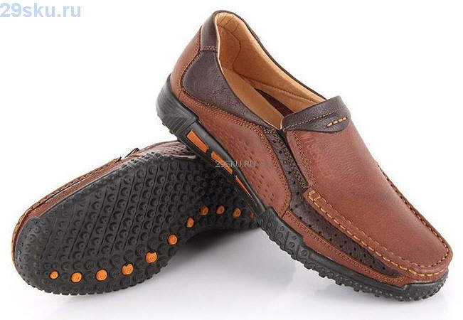Мужские ботинки Wise Sheep дышащие