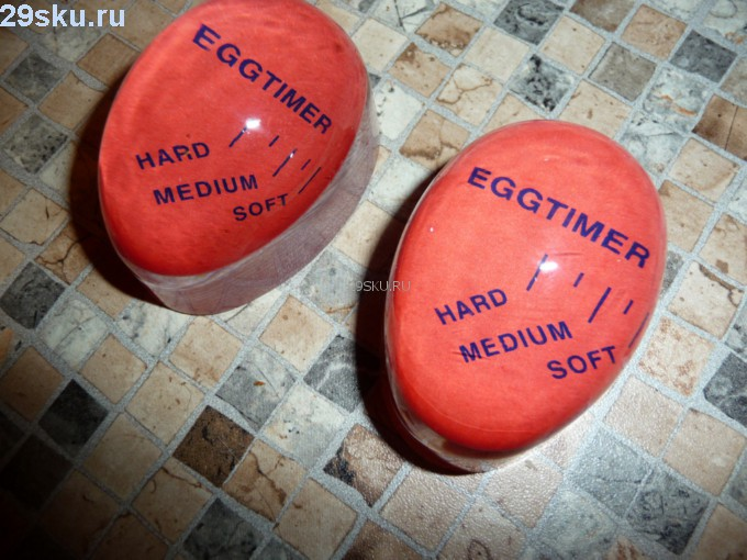 Egg Timer — таймер для варки яиц